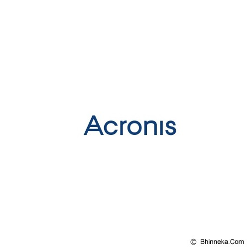 ACRONIS Backup Advanced for PC [PCANLPENS41] - Software Backup and Recovery Licensing
